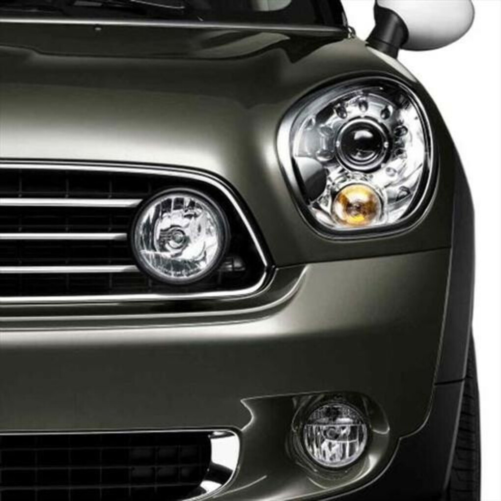 MINI DRIVING LIGHTS