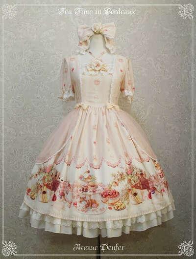 """Хочу платье в стиле """"Lolita"""""""