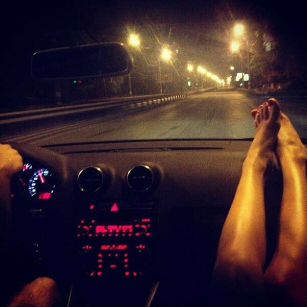 Ночная поездка