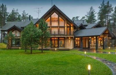 Собственный дом,наполненный уютом, радостью и любовью!)