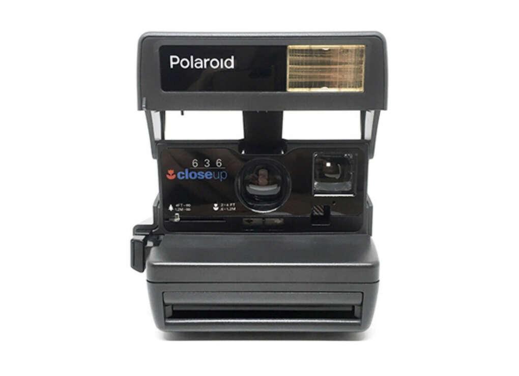 Polaroid 636 Classic + кассета