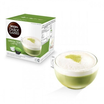 Dolce Gusto Green tea latte