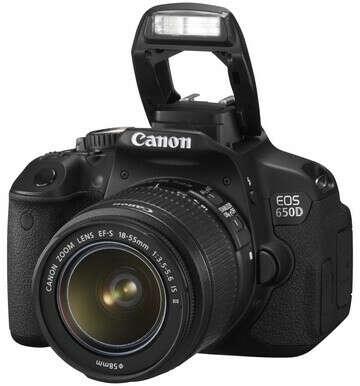 Фотокамера Canon EOS 650D