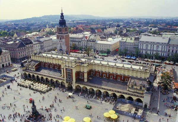 Travel to Poland