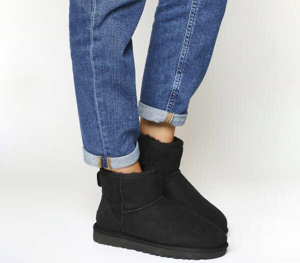 UGG Classic Mini II Boots Black