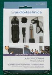 Петличный микрофон Audio-Technica ATR 3350