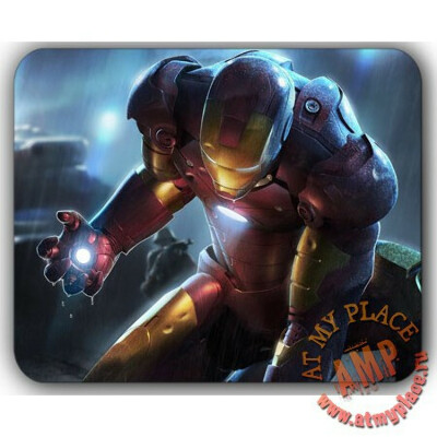 Коврик для мыши Iron Man