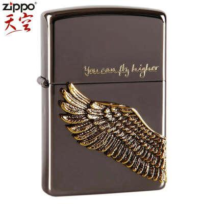Зажигалку zippo с крылом