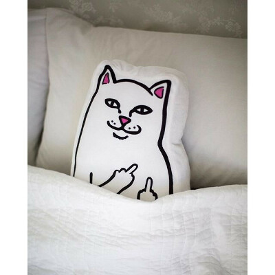 Lord Nermal Pillow