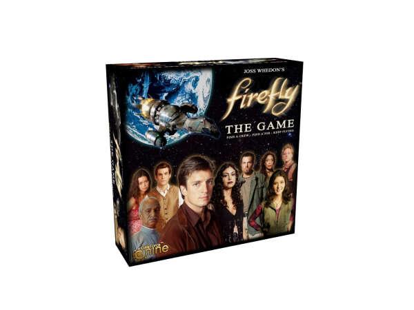 Настольная игра Firefly
