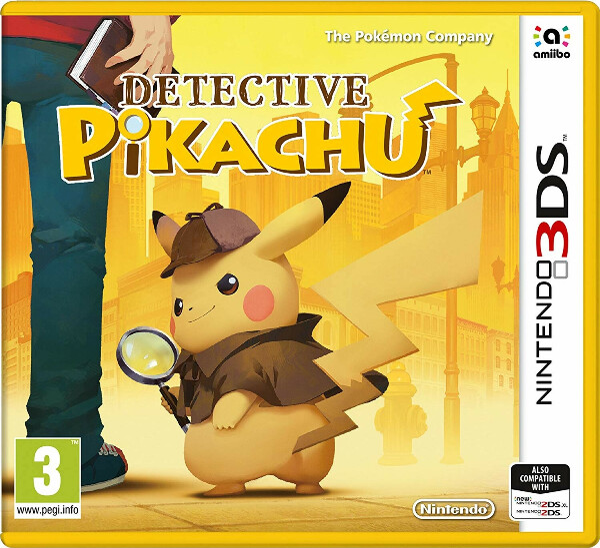 Detective Pikachu для 3DS