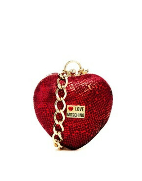 Клатч Love Moschino Heart Clutch