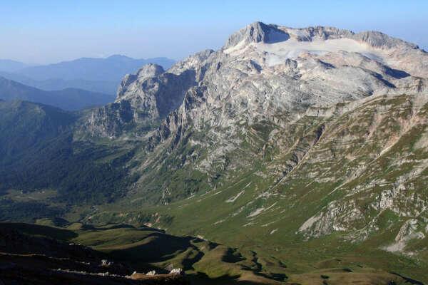 Восхождение на гору Фишт