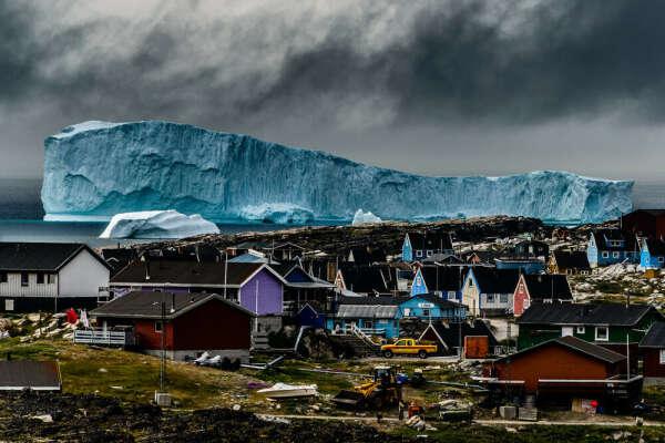 Побывать в Гренландии