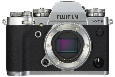 камера fujifilm xt3 серый