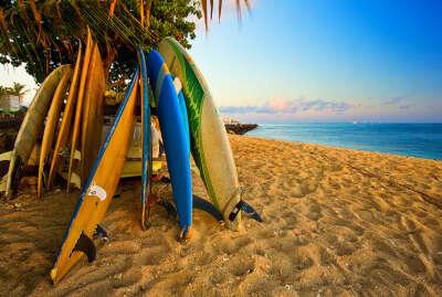 Съездить в сёрф-лагерь