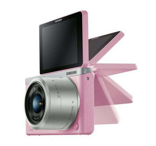 Я хочу камеру Samsung NX Mini!!!