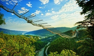 Посетить Парк приключений на высоте SKYPARK AJ HACKETT SOCHI