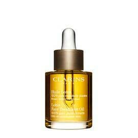 """Масло косметическое Clarins Huile Lotus Face Treatment Oil , масло для лица """"Лотос"""" для комбинированной или жирной кожи"""