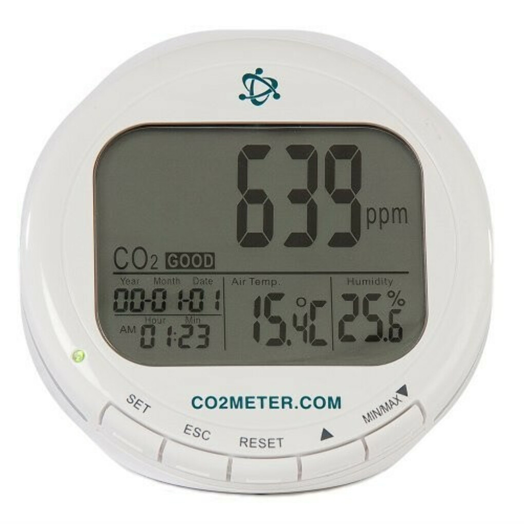 CO2Meter AZ-0004 Indoor Air Quality