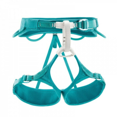 Женская страховочная обвязка PETZL LUNA с регулируемыми ножными обхватами