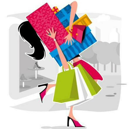 день безлимитного шопинга