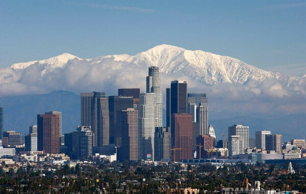 Хочу поехать в LA