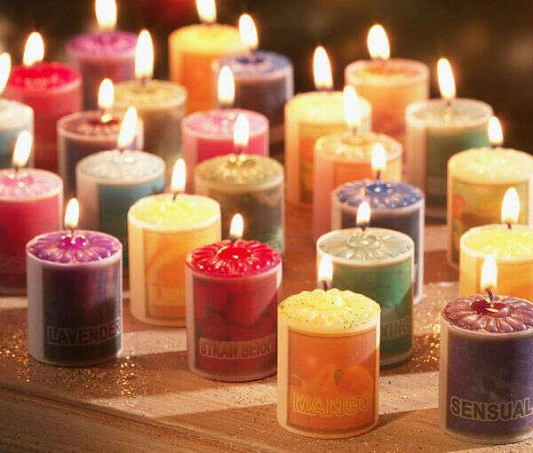Арома-свечи