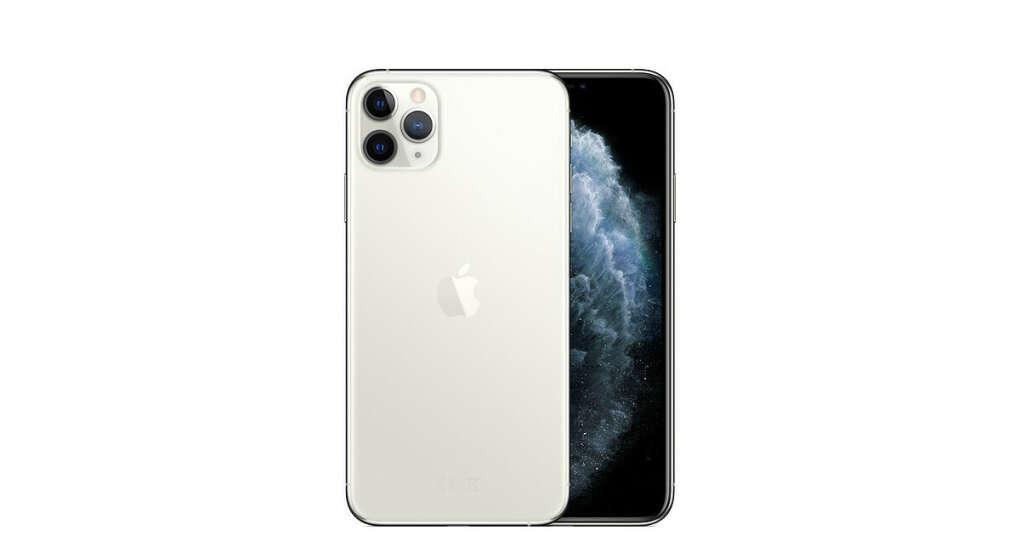 iPhone11 ProMax, 512ГБ, серебристый