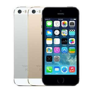 iPhone 5s 16 ГБ, серебристый