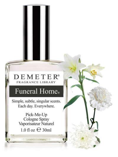 "DEMETER ""Funeral home"""