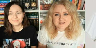 """Футболка """"The Vampire's Wife"""""""