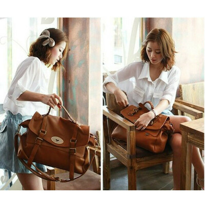 Britpop Women Purse Lady's Handbag Messenger Satchel Shoulder Bag New Fashion