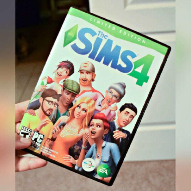 Игра для PC EA The Sims 4: Limited Edition – интернет-магазин Эльдорадо