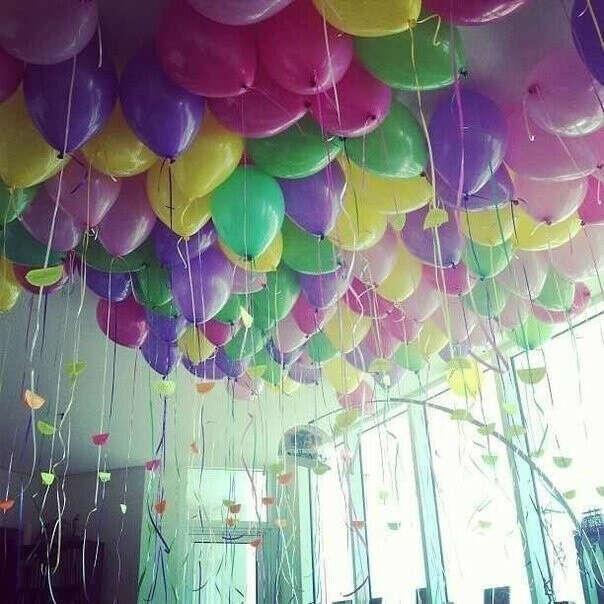 Хочу много-много шариков )