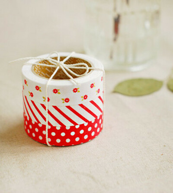 Набор декоративных скотчей 'Fabric Tape'