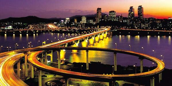 Поехать в Корею