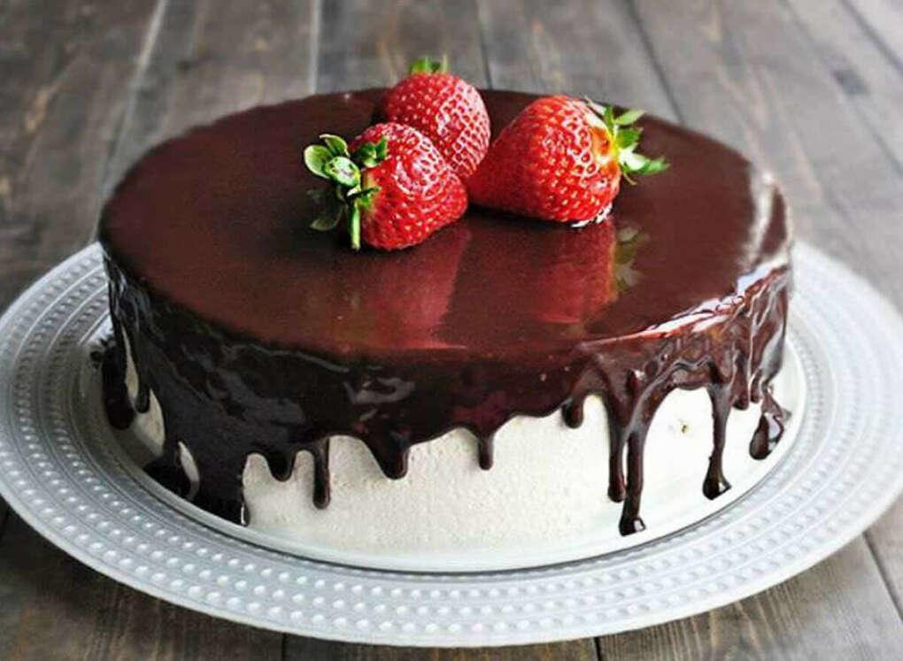 ЗОЖный торт