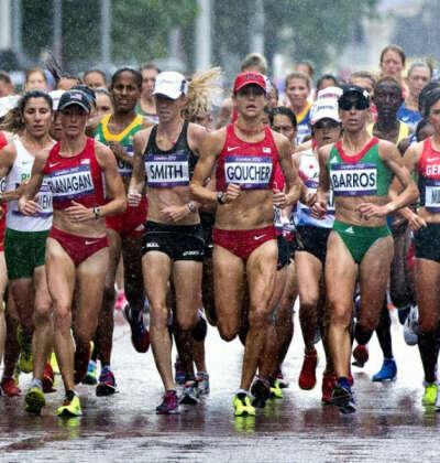 Хочу пробежать марафон.