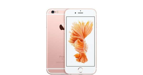 iPhone 6s 64 ГБ, «розовое золото»