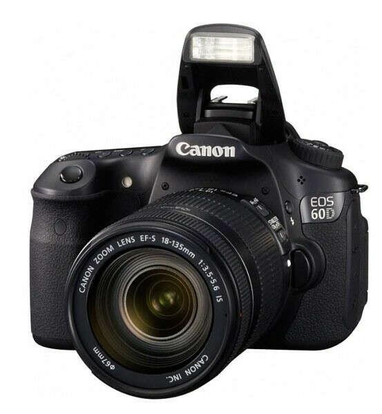 Хочу Canon 60D