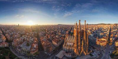 Побывать в Барселоне
