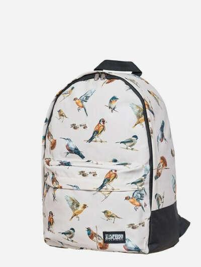 Рюкзак с птицами