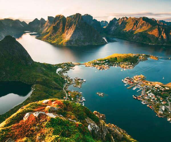 Путешествие в Норвегию на 2 недели