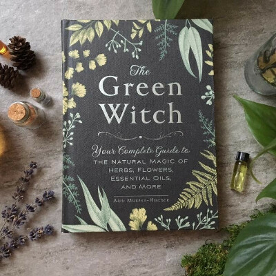 Книга «Green Witch», Мёрфи-Хискок Эрин
