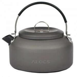 Чайник туристичний костровий Alocs CW-K02 0.8л