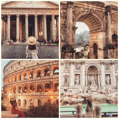 Я отправляюсь в Рим