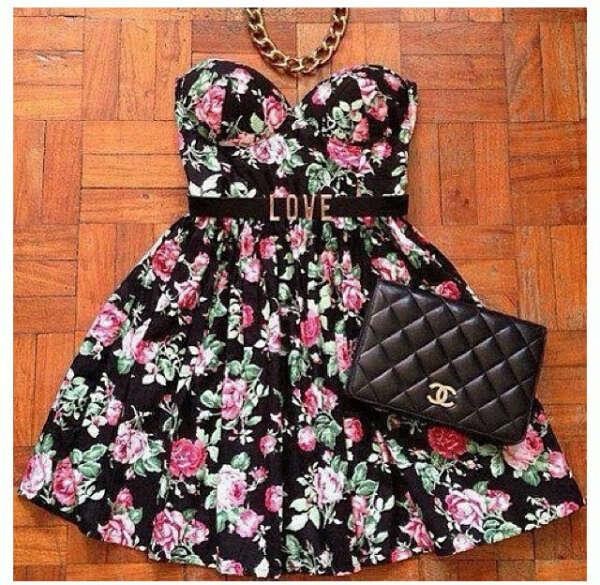 Хочу платье в цветочек !!!!!!!