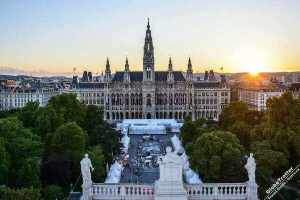Вена, Зальцбург, Австрия