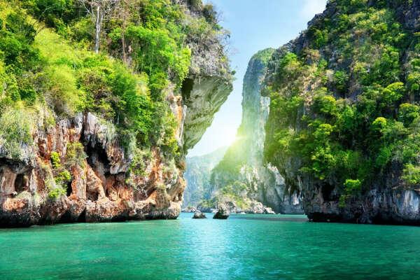 Поехать в Тайланд с любимым!